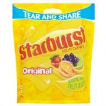 Wrigleys Starburst Original Chews 350g